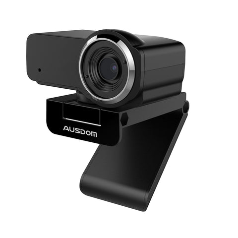 AUSDOM AW635 1080P Streaming Live Webcam for Video Chat on YouTube/Skype