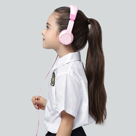 Ausdom K1 Kids Headphones Music Sharing 85dB Volume Limited