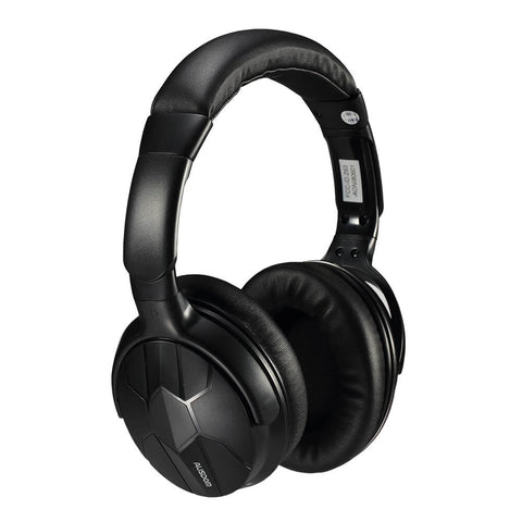 AUSDOM M04S HiFi NFC Bluetooth 4.0 Stereo Over-ear Headphones - Black