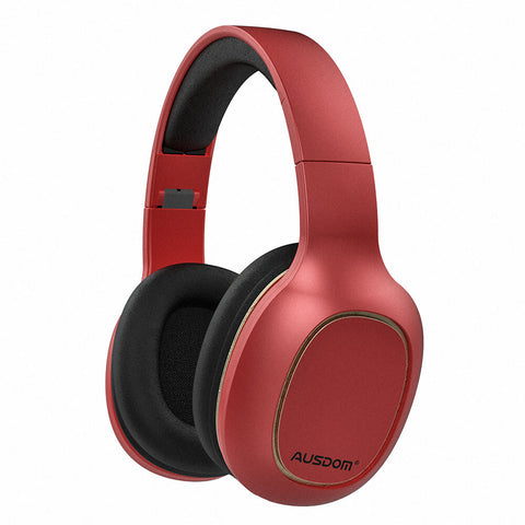 Ausdom M09 Stereo Bluetooth V5.0 Headphones with TF Card Mode - Upgraded Version
