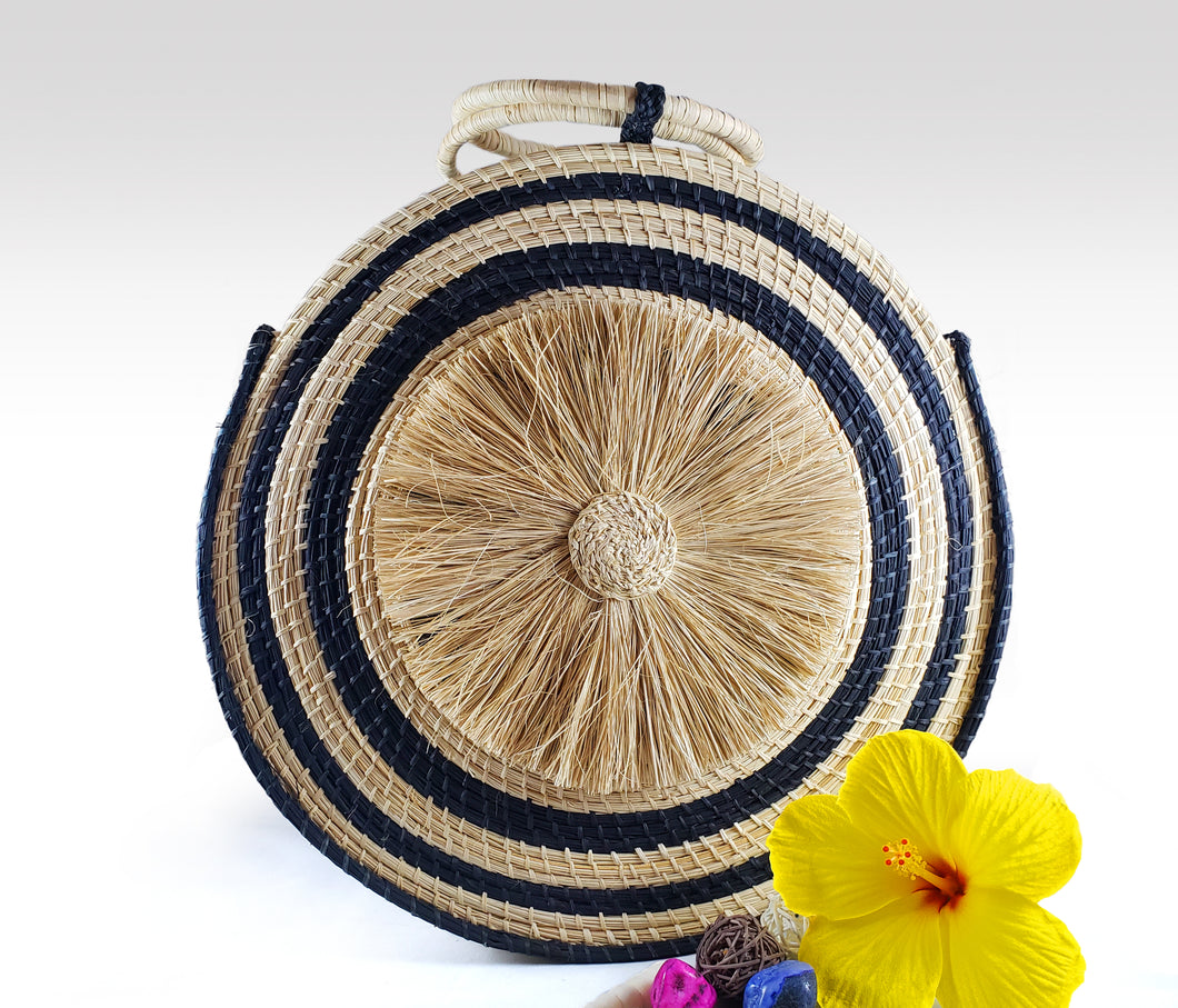 Mi Colombia - Iraca Palm Authentic Handmade Handbag
