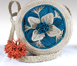 Isabel -  Iraca Palm Handmade Bag