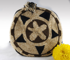 Juliana - Wayuu Authentic Mochila Bag