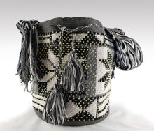Load image into Gallery viewer, Leslie - Wayuu Authentic Mochila Bag with Crystals