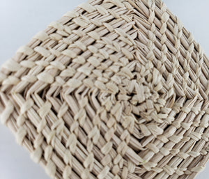 Rogelia - Iraca Palm Leaf Handwoven Earrings Wholesale