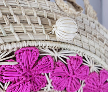 Load image into Gallery viewer, April -  Iraca Palm Handmade Bag Wholesale