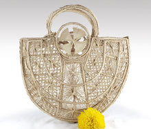 Load image into Gallery viewer, Laura - Iraca Palm Authentic Handmade Handbag Wholesale