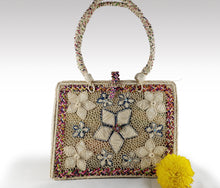 Load image into Gallery viewer, Mercedes - Iraca Palm Authentic Handmade Handbag Wholesale