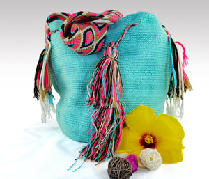 Monica - Wayuu Authentic Mochila Bag