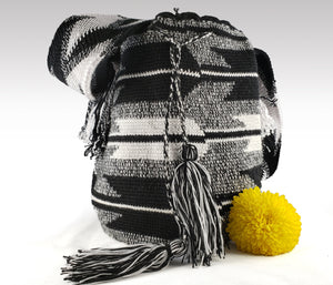 Patricia - Wayuu Authentic Mochila Bag