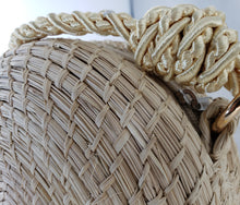 Load image into Gallery viewer, Yolanda - Iraca Palm Authentic Handmade Round Handbag Wholesale