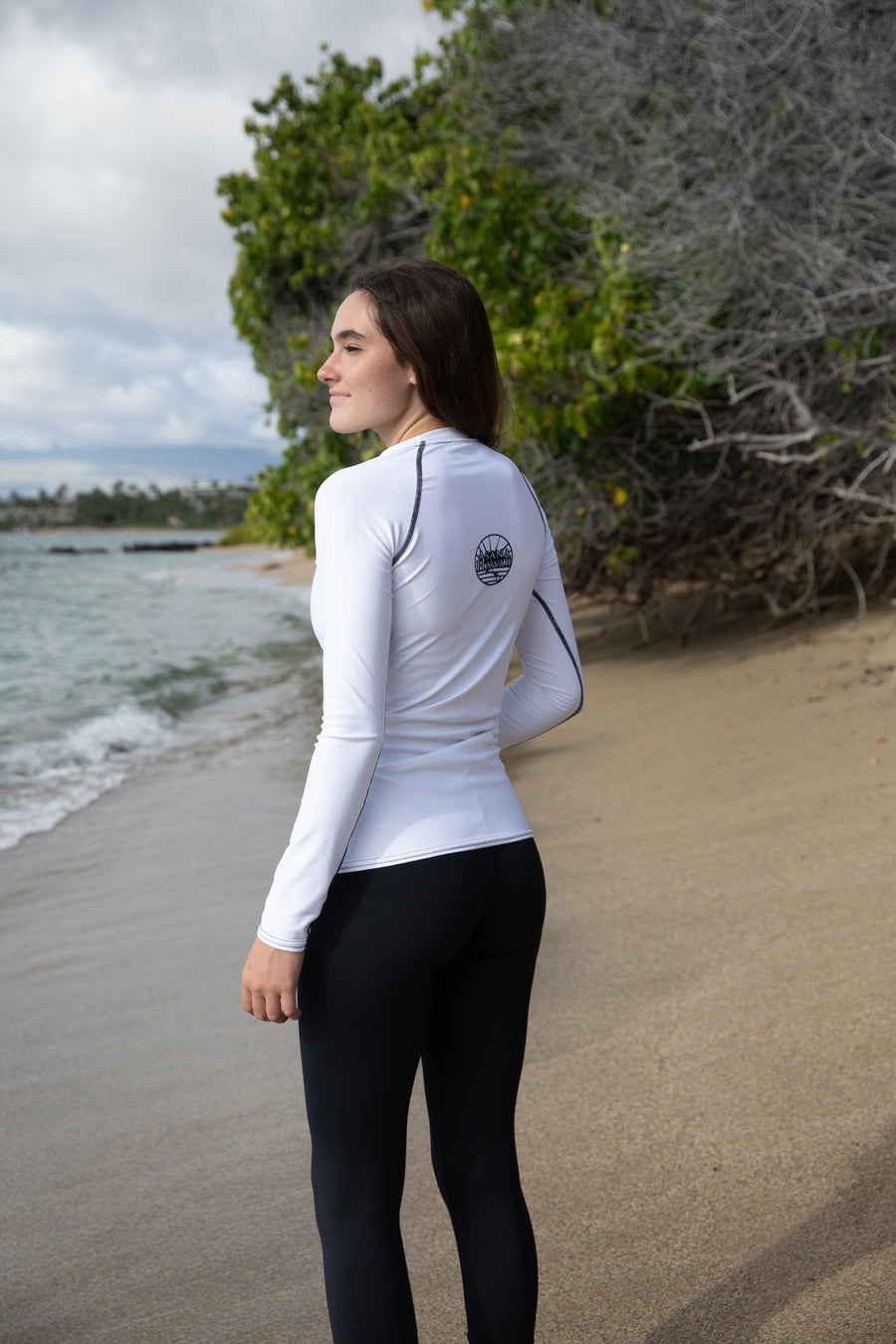 Women's Cut Rash Guard