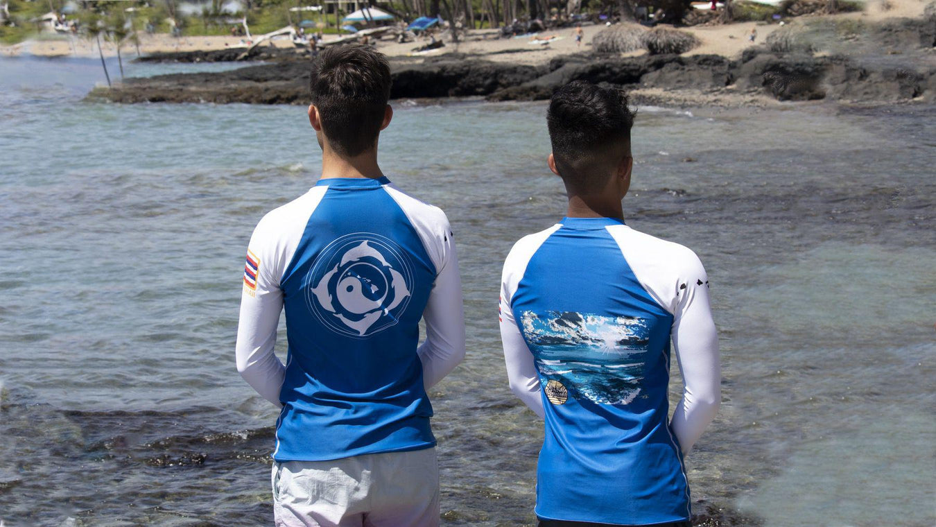 Shop the Rash Guard Collection
