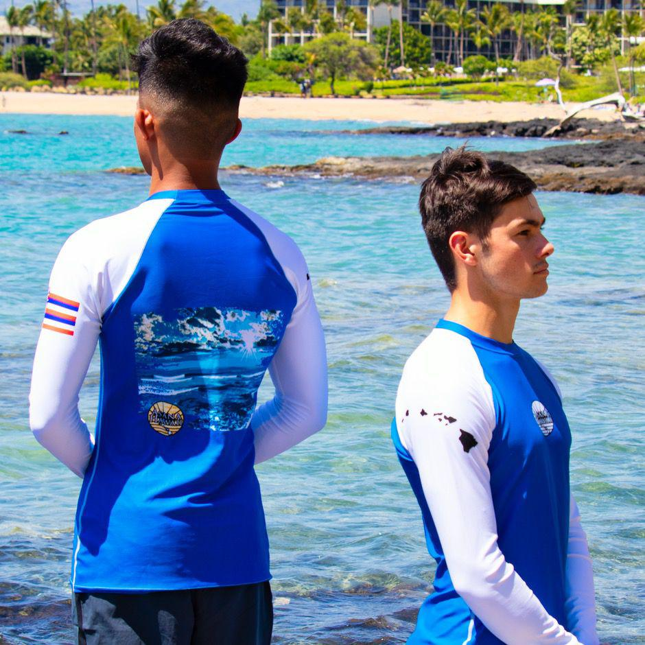 Banyan's Rash Guard