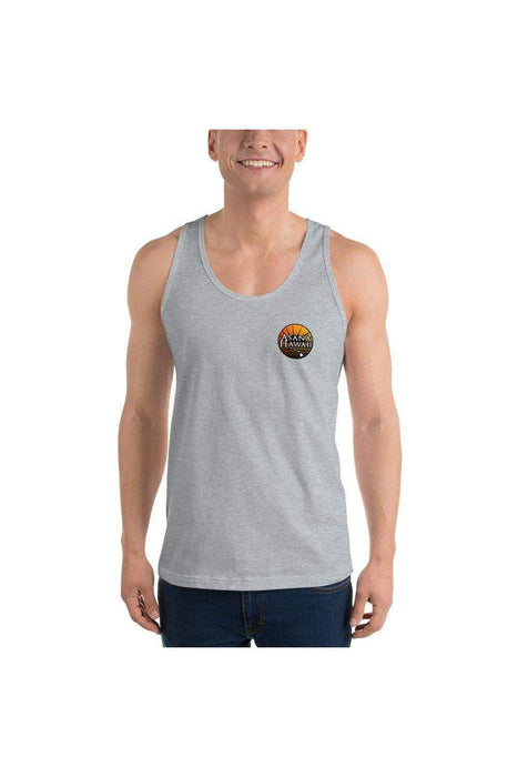 Asana Hawaii Tank Tops Heather Grey / XS Asana Hawaii Rise of Zen Classic tank top (unisex)