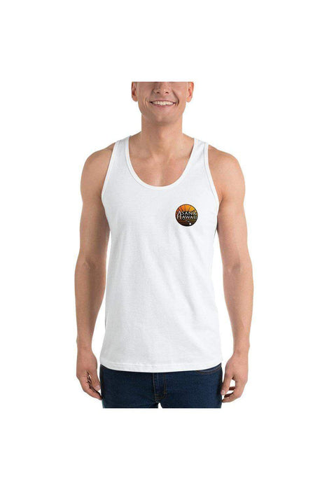 Asana Hawaii Tank Tops White / XS Asana Hawaii Rise of Zen Classic tank top (unisex)