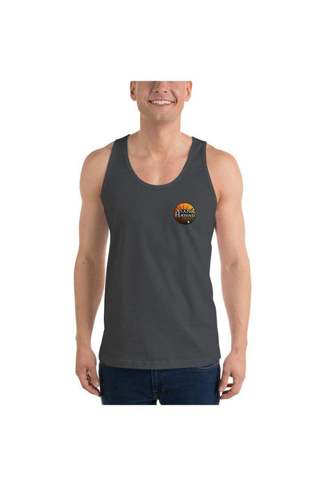 Asana Hawaii Tank Tops Asphalt / XS Asana Hawaii Rise of Zen Classic tank top (unisex)