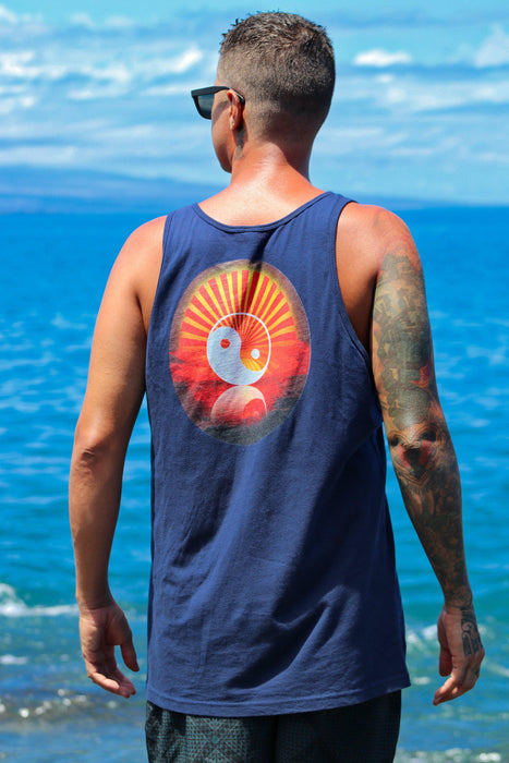 Asana Hawaii Tank Tops Asana Hawaii Rise of Zen Classic tank top (unisex)