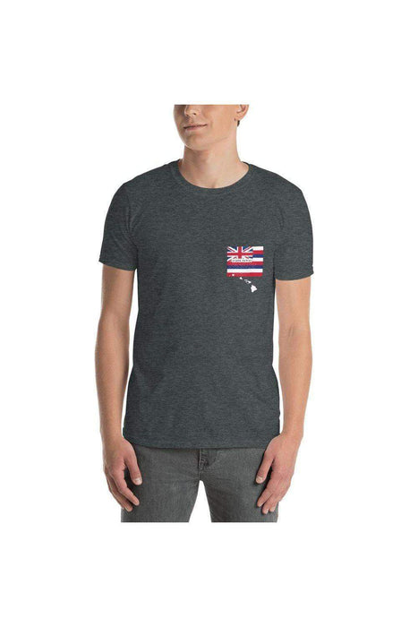 Asana Hawaii T-Shirts Asana Hawaii Short-Sleeve Unisex T-Shirt