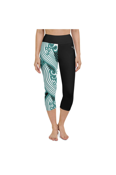 Kaiyō Yoga Capri Leggings