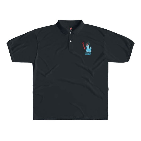 IPS- Infinite Plane Society- Men's Polo Shirt