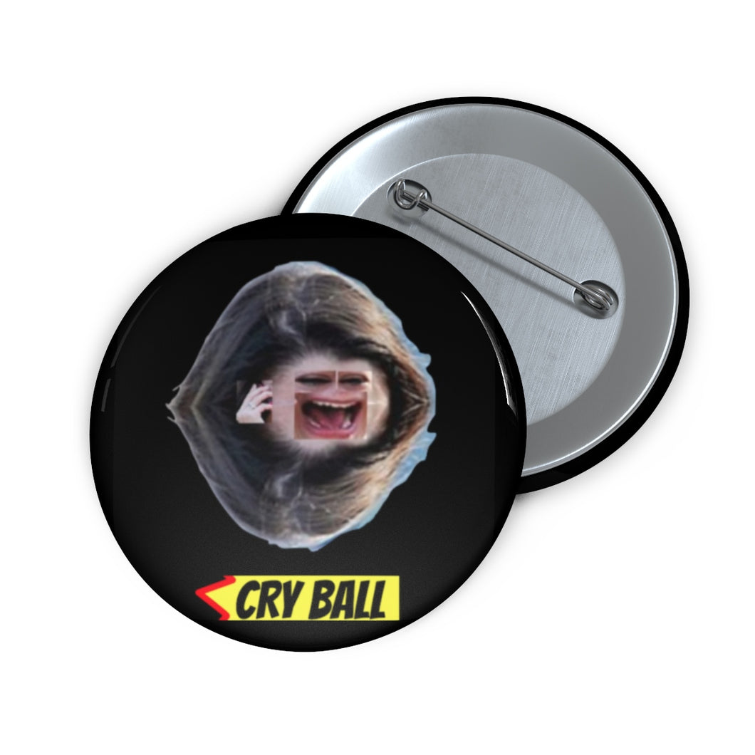 CRY BALL , by Flatballz.com ™