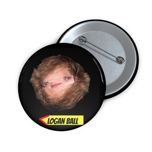 LOGAN BALL , by Flatballz.com ™