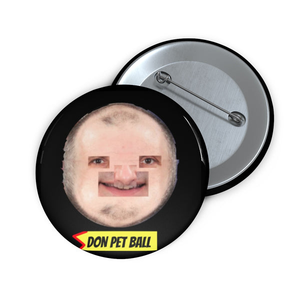 DON PET BALL, by Flatballz.com ™
