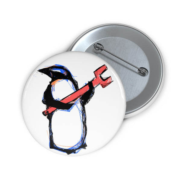 IPS Penguin with Red Wrench , Infinite Plane Society ™
