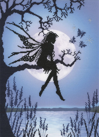 Bothy Threads Cross Stitch Kit - Luna