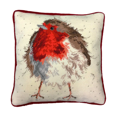Bothy Threads Tapestry Kit - Jolly Robin