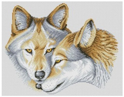 VDV Cross Stitch Kit - Lifelong Love (M-0842),
