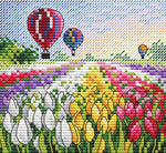 MP Studia Cross Stitch Kit - Evening in Holland