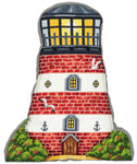 Panna Cross Stitch Cushion Front Kit - Lighthouse