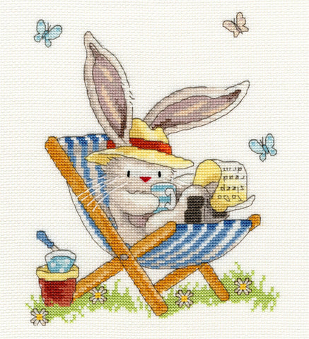 Bothy Threads Cross Stitch Kit - To Do List