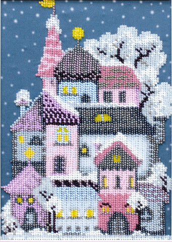 VDV Bead Embroidery Kit - Anne's House