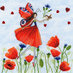 Bothy Threads Cross Stitch Kit - Summer Meadow