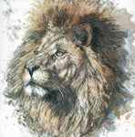 Bree Merryn Cross Stitch Kit - Lex The Lion