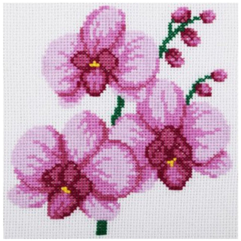 VDV Cross Stitch Kit - Orchid (M-0203),