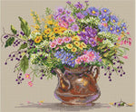 Merejka Cross Stitch Kit - Wild Flowers