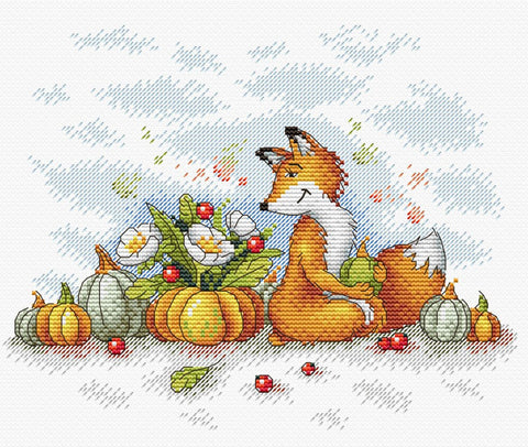 MP Studia Cross Stitch Kit - Moments of Joy