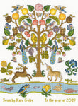 Bothy Threads Cross Stitch Kit - Tree of Plenty