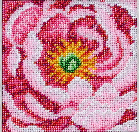 VDV Bead Embroidery Kit - Tender Touch