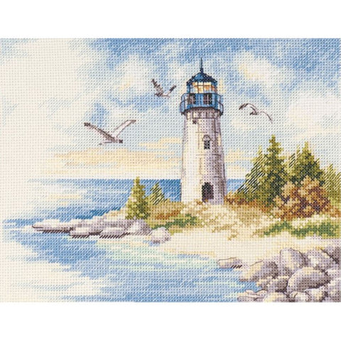 Alisa Cross Stitch Kit - Lighthouse