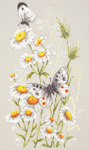 Magic Needle Cross Stitch - Summer Glade