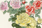 Bothy Threads Cross Stitch Kit - Rose Blooms