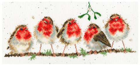 Bothy Threads Cross Stitch Kit - Rockin' Robins