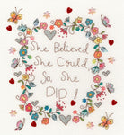 Bothy Threads Cross Stitch Kit - Love Note