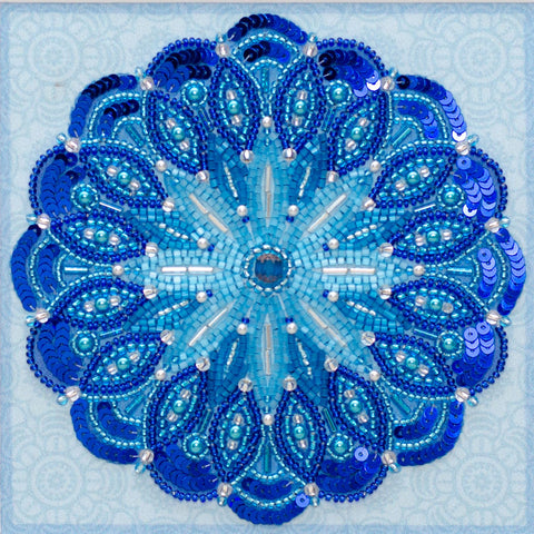 VDV Bead Embroidery Kit - To Good Luck
