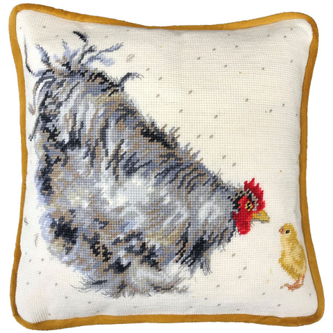 Bothy Threads Tapestry Kit - Mother Hen
